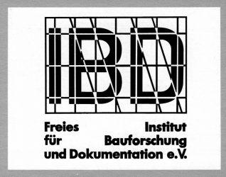Freies Institut für Bauforschung und Dokumentation e.V.